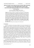 Advantages and challenges of the CEFR-aligned learning outcome implementation for non English major students at Hue University