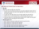 Bài giảng Kế toán tài chính phần 3: Bài 1 - TS. Nguyễn Thị Mai Anh