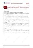 Bài giảng Quản trị chiến lược - Bài 3: Phân tích môi trường bên trong doanh nghiệp