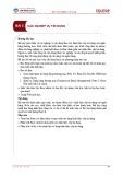 Bài giảng Quản trị Ngân hàng thương mại - Bài 5: Các nghiệp vụ tín dụng