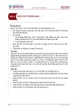 Bài giảng Kinh tế thương mại - Bài 4: Dịch vụ thương mại