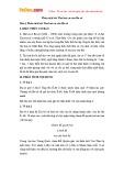 Bài văn mẫu: Phân tích bài thơ Hai-cư của Ba-sô