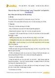 """Văn mẫu lớp 10: Phân tích đoạn trích """"Chí khí anh hùng"""" trong """"Truyện Kiều"""" của Nguyễn Du"""
