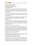 Bài văn mẫu: Phân tích bài thơ Khe chim kêu