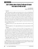 ESOP: Chương trình sở hữu cổ phần hay kế hoạch phát hành cổ phiếu ưu đãi