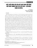 Xuất khẩu nông sản của Việt Nam trong bối cảnh Hiệp định thương mại tự do Việt Nam – Liên minh Châu Âu (EVFTA)