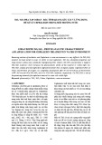 TiO2/ SiO2 pha tạp coban - đặc tính quang xúc tác và ứng dụng để xử lý cephalexin trong môi trường nước
