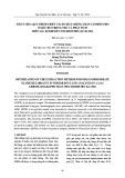 Tối ưu hóa quy trình chiết tách chất chống cháy cơ phốt pho ở mẫu bụi trong nhà và phân tích trên sắc kí khí kết nối khối phổ (GC/EI-MS)
