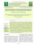 Impact of backyard poultry farming on extension and communication behaviour of tribal farmers: A study of Koraput District, Odisha, India