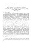 Trần trụi với văn chương và ngòi bút phản tiểu thuyết trinh thám của Paul Auster