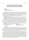 Văn học Hán Nôm miền Nam Trung Bộ trong tiến trình văn học cổ điển Việt Nam