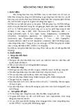 Bài giảng Bệnh học huyết học - Bài 3: Hội chứng thực bào máu