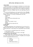Bài giảng Bệnh học huyết học - Bài 2: Đông máu nội mạch lan tỏa