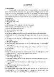 Bài giảng Bệnh học hô hấp - Bài 1: Áp xe phổi