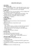 Bài giảng Bệnh học hô hấp - Bài 9: Viêm tiểu phế quản