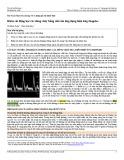 Bài giảng Lượng giá sức khỏe thai: Khảo sát động học các dòng chảy bằng siêu âm ứng dụng hiệu ứng Doppler