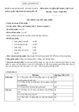 Đề cương chi tiết học phần Tiếng Anh thương mại 3 ( Business English 3)