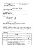 Đề cương chi tiết học phần Tiếng Anh thương mại 2 (Busines English 2)