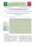 Assessment of brushing date and direction on Tasar Silkworm Antheraea mylitta D production and protection