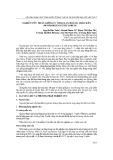 Nghiên cứu nhân giống in vitro lan hoàng thảo kèn (dendrobium lituiflorum)