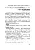 Một số dẫn liệu về môi trường và dịch bệnh vùng nuôi trồng thủy sản ở vịnh Xuân Đài, tỉnh Phổ Yên