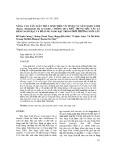 Nâng cao tần suất phát sinh phôi vô tính cây sâm Ngọc Linh (Panax Vietnamensis Ha et Grushv.) thông qua khử trùng mẫu cấy lá bằng nano bạc và bổ sung nano bạc trong môi trường nuôi cấy