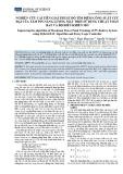 Nghiên cứu cải tiến giải thuật dò tìm điểm công suất cực đại của tấm pin năng lượng mặt trời sử dụng thuật toán BAT và bộ điều khiển mờ