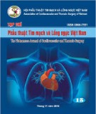 Tạp chí Phẫu thuật Tim mạch và Lồng ngực Việt Nam – Số 2 năm 2012