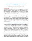 Tổng quan về ứng dụng chỉ số FIB-4 trong chẩn đoán xơ hóa gan