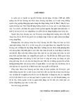 Tổng luận Khai thác khoáng sản bền vững từ kinh nghiệm của Ôxtrâylia