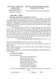 Đề thi học kì 1 môn Ngữ văn 12 năm 2020-2021 có đáp án - Trường THPT chuyên Nguyễn Bỉnh Khiêm