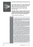 Bước đầu nghiên cứu siêu âm đàn hồi mô tuyến giáp ở người bình thường bằng phương pháp tạo hình và đo vận tốc sóng biến dạng qua kĩ thuật ARFI