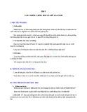 Giáo án Lịch sử 12 - Bài 5: Các nước châu phi và mỹ la tinh