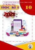 Tuyển tập một số đề thi học kì 1 môn Toán lớp 10 năm học 2020-2021