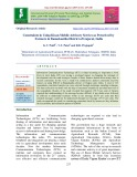 Constraints in using kisan mobile advisory service as perceived by farmers in Banaskantha district of Gujarat, India