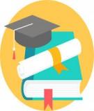 Tóm tắt luận án Tiến sĩ Triết học: Giáo dục giá trị văn hóa tinh thần truyền thống dân tộc với việc hình thành và phát triển nhân sách sinh viên Việt Nam hiện nay