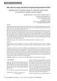 Bảo mật cho mạng cảm biến không dây bằng thuật toán DES