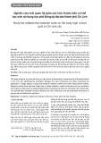 Nghiên cứu mối quan hệ giữa các kích thước trên cơ thể học sinh nữ trung học phổ thông tại địa bàn thành phố Chí Linh