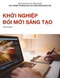 Tạp chí Khởi nghiệp đổi mới sáng tạo - Số 25/2019