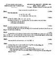 Đề thi học kì 1 môn Toán 6 năm 2020-2021 - Phòng GD&ĐT Quận 5 (TP.HCM)