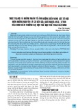 Thực trạng và những nhân tố ảnh hưởng đến năng lực tự học môn Những nguyên lý cơ bản của chủ nghĩa Mác – Lê Nin của sinh viên Trường Đại học Thể dục thể thao Bắc Ninh