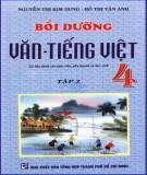 Tài liệu bồi dưỡng Văn, Tiếng Việt 4: Phần 2