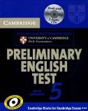 Cambridge Preliminary English Test 5_Book
