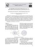 Xác định một số nguyên tố trong mẫu IAEA - 336 bằng phương pháp tổng phản xạ huỳnh quang tia X