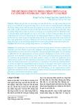 Thể chế trong lĩnh vực phòng chống thiên tai tại các tỉnh miền núi phía Bắc: Thực trạng và giải pháp