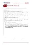 Bài giảng Kiểm toán tài chính - Bài 2: Đánh giá kiểm soát nội bộ