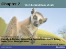 Lecture Campbell biology: Concepts and connections (Seventh edition) - Chapter 2: The chemical basis of life