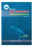 Tạp chí Khoa học – Công nghệ thủy sản: Số 4/2020