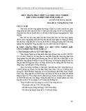 Thực trạng phát triển các khu công nghiệp, khu công nghiệp nhỏ tỉnh Nghệ An