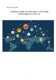 Tổng luận Xã hội hoá nghiên cứu khoa học và công nghệ: Kinh nghiệm của Châu Âu